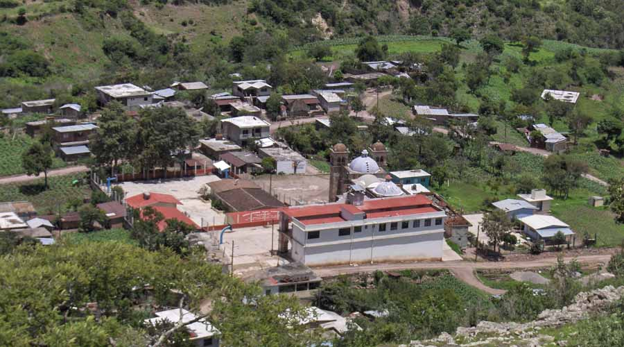 Baleado en San Miguel Albarradas | El Imparcial de Oaxaca