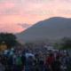 Gendarmería impide paso de caravana migrante a 6 km de Oaxaca