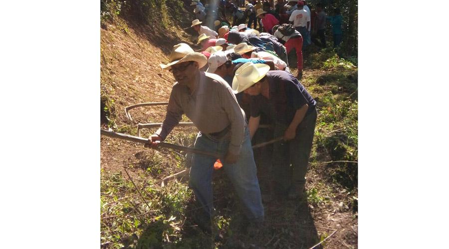 Hoy realizarán faena en Huautla | El Imparcial de Oaxaca