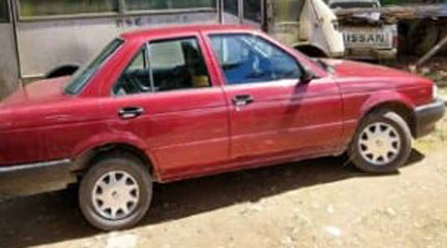 Manejaba  auto robado en Huautla | El Imparcial de Oaxaca