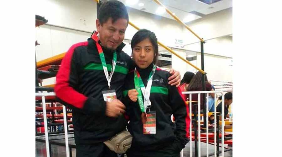 Ángela Hernández conquista Guatemala
