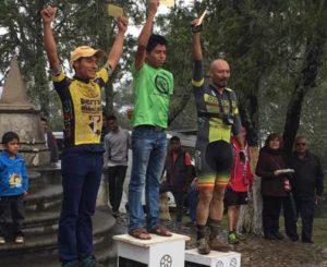 Ciclismo de montaña conquista Telixtlahuaca