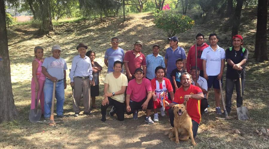 Promueven rescate del  Monumento a la Madre | El Imparcial de Oaxaca