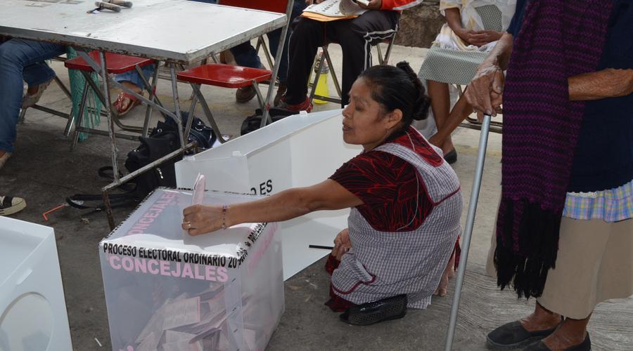 Inicia proceso para elección en San Dionisio del Mar e Ixhuatán