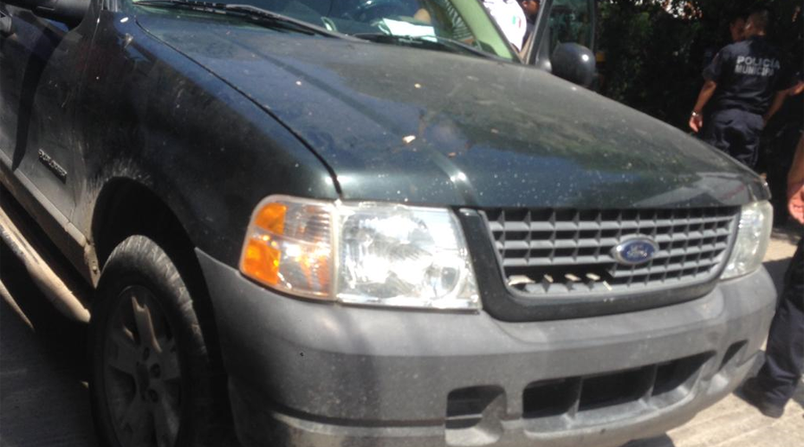 Choca mototaxi y vehículo particular
