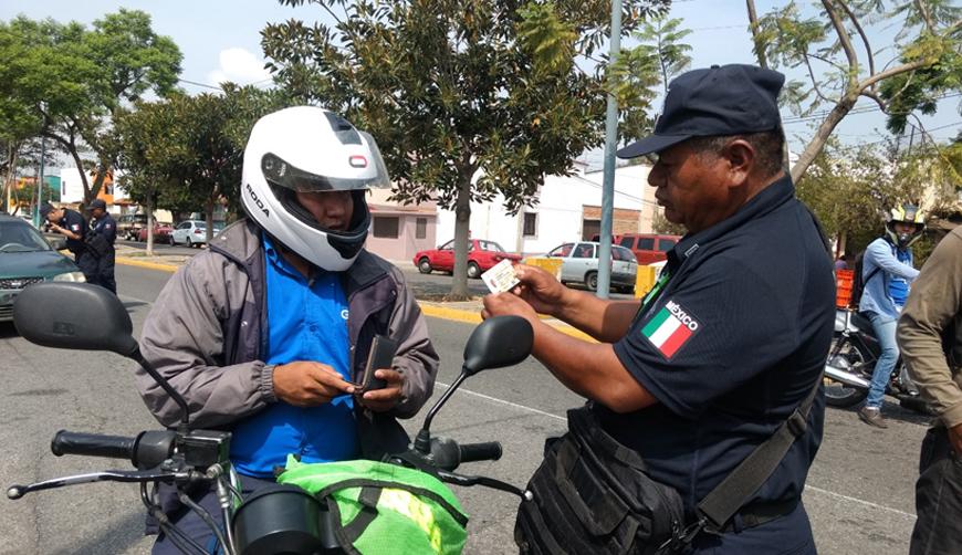 Van contra motociclistas que circulen en la ilegalidad en Oaxaca | El Imparcial de Oaxaca