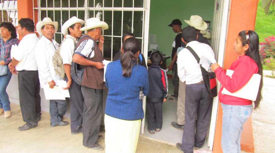 La CDI en la región mazateca cumplirá un año sin director oficial | El Imparcial de Oaxaca