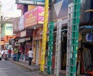Disminuyen ventas en Tuxtepec por actos violentos; comerciantes de la región en crisis