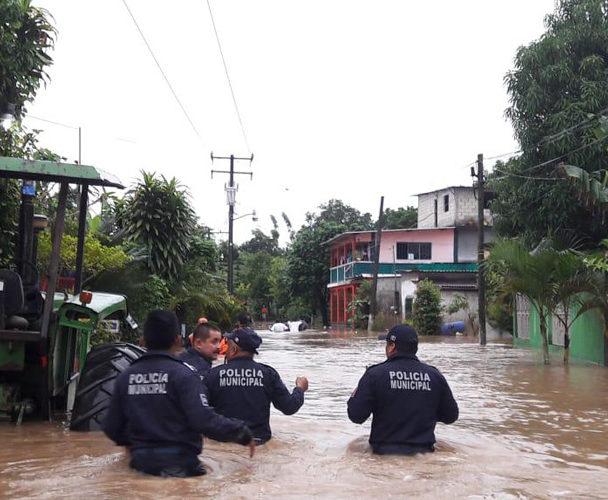 Continúa alerta en la Cuenca por aguaceros