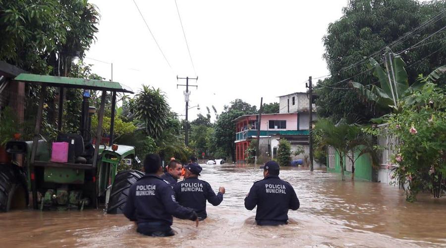 Continúa alerta en la Cuenca por aguaceros | El Imparcial de Oaxaca