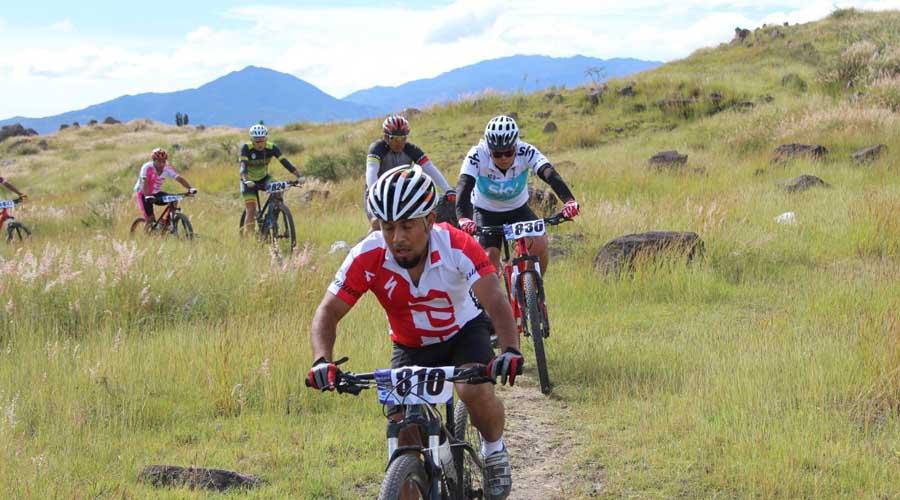 Cierre de campeonato en ciclismo de montaña