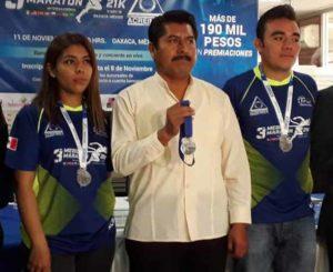 "Presentan ""armaduras"" rumbo a Media Maratón"