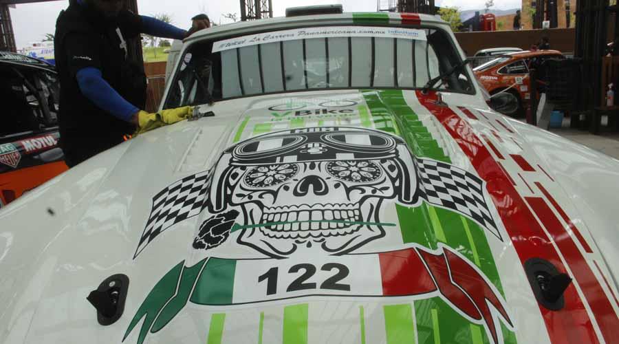 La XXXI Carrera Panamericana está lista para comenzar este jueves