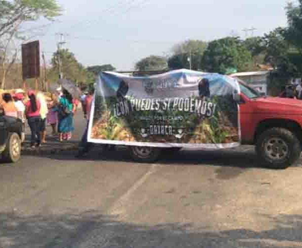 Preparan bloqueo en vía Pinotepa-Acapulco