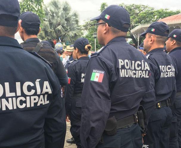 Preparan sanciones a oficiales de policía