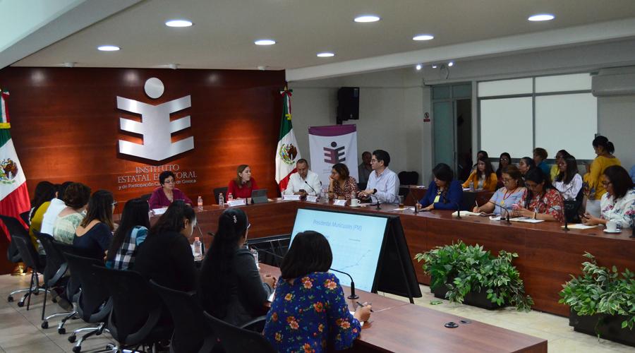 En Oaxaca, piden garantizar a mujeres  acceder a cargos sin violencia | El Imparcial de Oaxaca