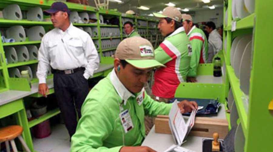 En desuso el envío de cartas en Oaxaca