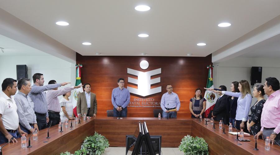 Se realizan elecciones extraordinarias en San Dionisio del Mar e Ixhuatán