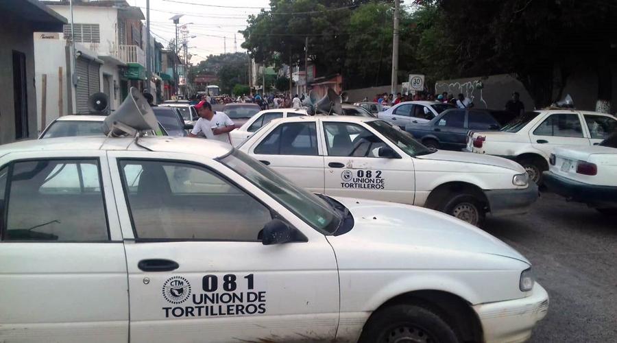 Tortilleros del Istmo inconformes por nuevo expendio