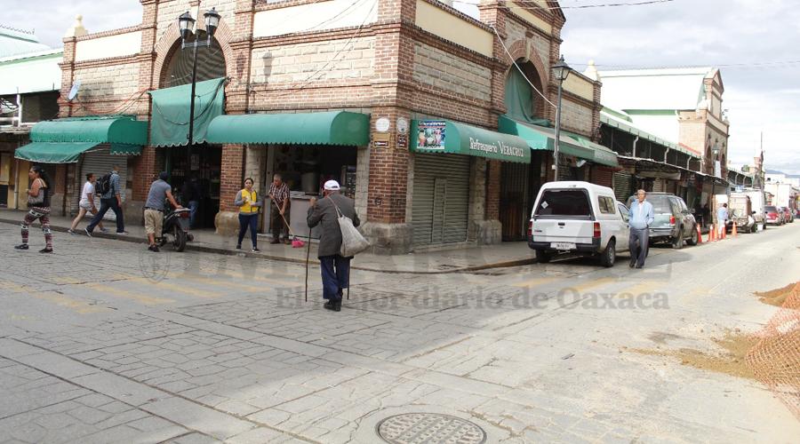 Oaxaca tendrá calles sin ambulantes cada miércoles | El Imparcial de Oaxaca