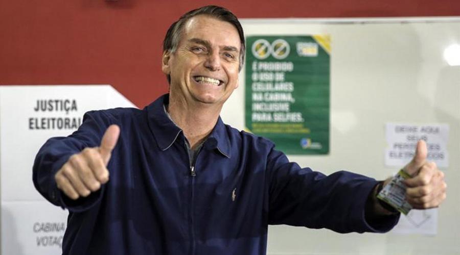 Bolsonaro, candidato racista, gana primera vuelta en elecciones de Brasil | El Imparcial de Oaxaca