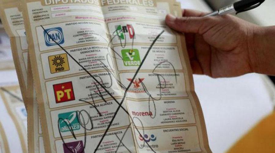 INE se declara incompetente para investigar compra y coacción del voto en Puebla | El Imparcial de Oaxaca