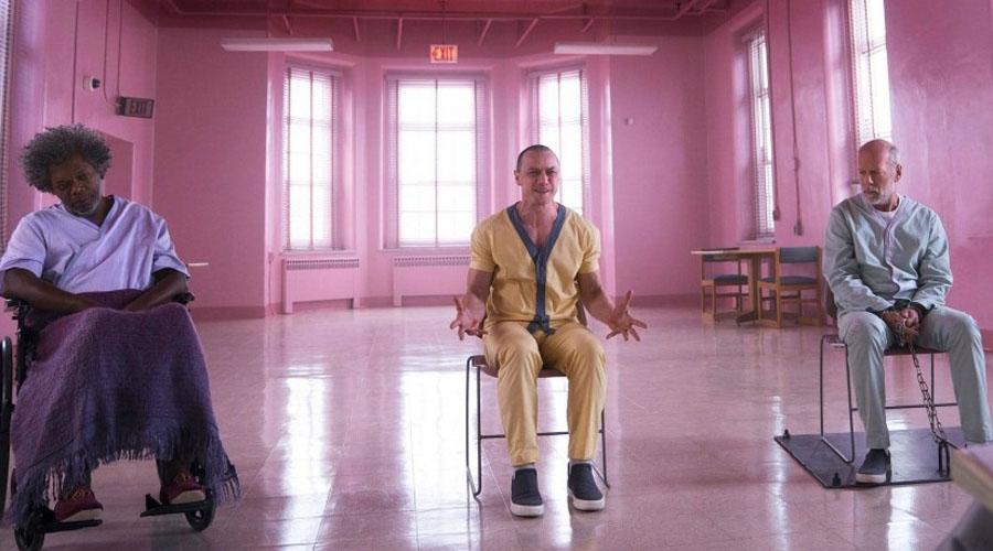 Bruce Willis se enfrenta a James McAvoy en el tráiler de Glass | El Imparcial de Oaxaca