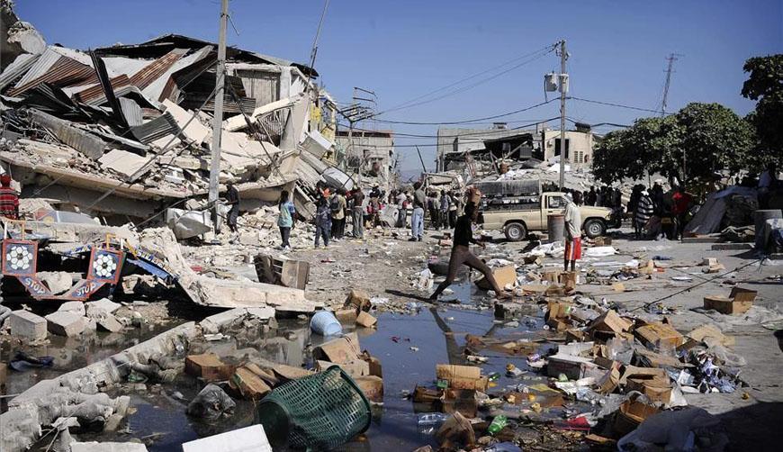 Sismo de magnitud 5.9 en Haití deja 11 muertos y más de 100 lesionados | El Imparcial de Oaxaca