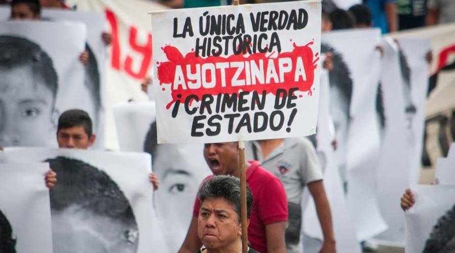 A punto de concluir gobierno y sin respuesta en caso Ayotzinapa: papás de normalistas | El Imparcial de Oaxaca