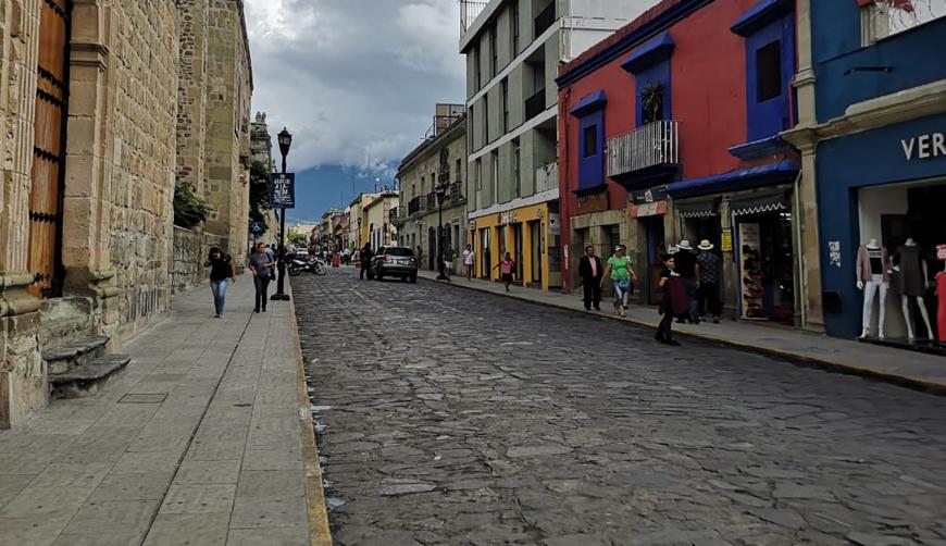 Ampliarían Andador Turístico de Oaxaca | El Imparcial de Oaxaca