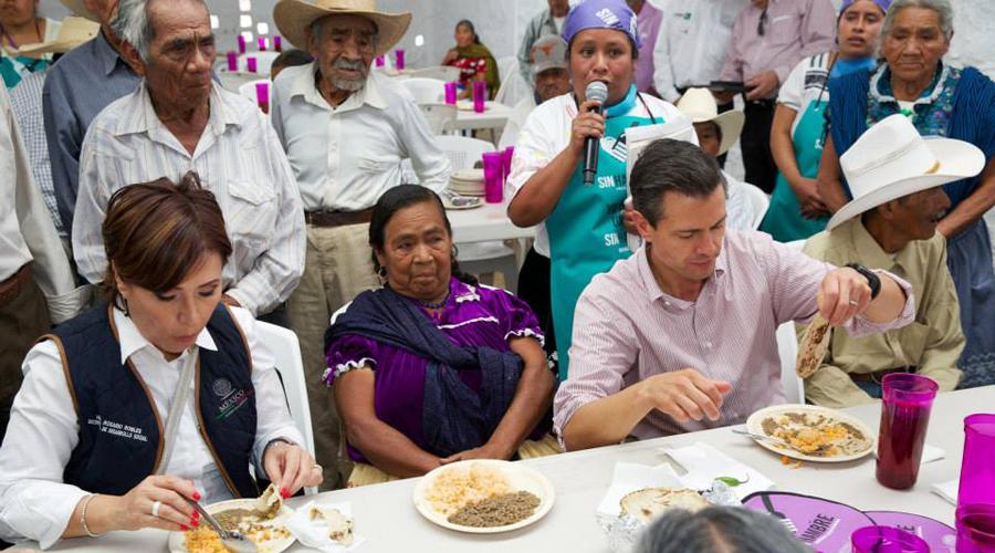 Desmiente ´Peña Nieto que vivirá en España tras concluir sexenio | El Imparcial de Oaxaca