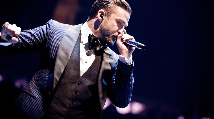 Justin Timberlake sufre una lesión en sus cuerdas vocales