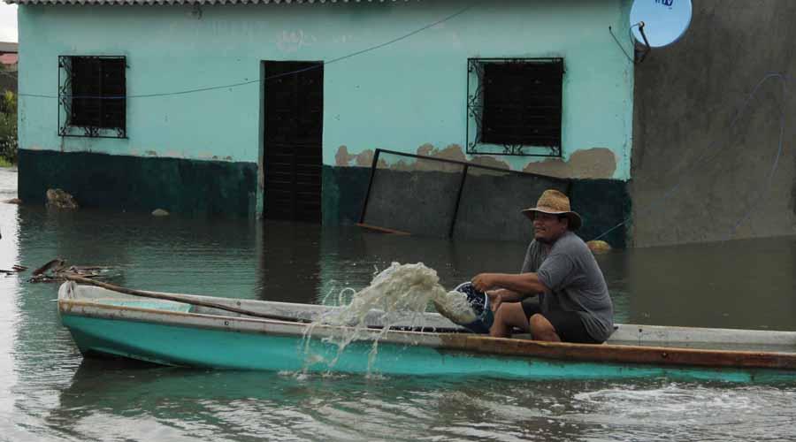 Aumenta en Oaxaca  riesgo de desastre