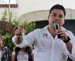 Exigen cuentas a Raúl Cruz, regidores y habitantes de Santa Lucía