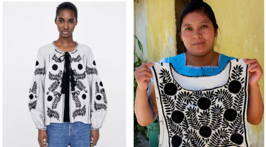 ONG asesora a indígenas por robo de empresas trasnacionales de la moda | El Imparcial de Oaxaca