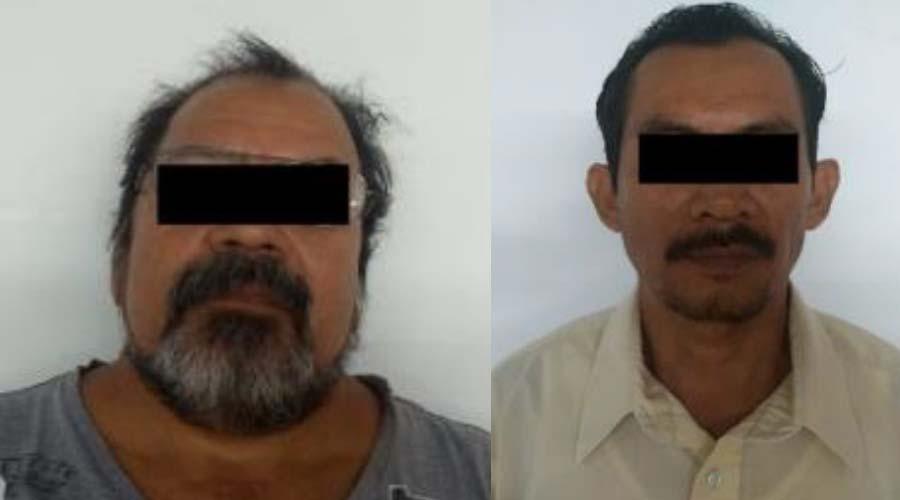 Detienen a hombres acusados de despojo en Jacatepec, Oaxaca | El Imparcial de Oaxaca