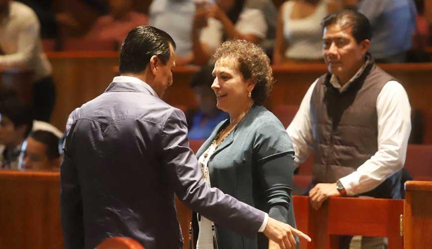 Cierran diputados de Oaxaca, legislatura conapoyo 0 a damnificados por sismo | El Imparcial de Oaxaca