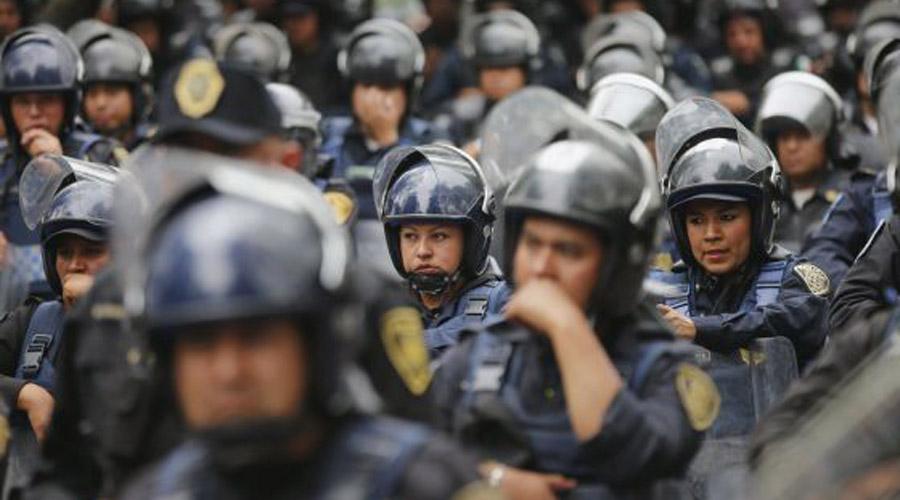 Insuficiencia de policías se debe al abandono del gobierno: Organización civil | El Imparcial de Oaxaca