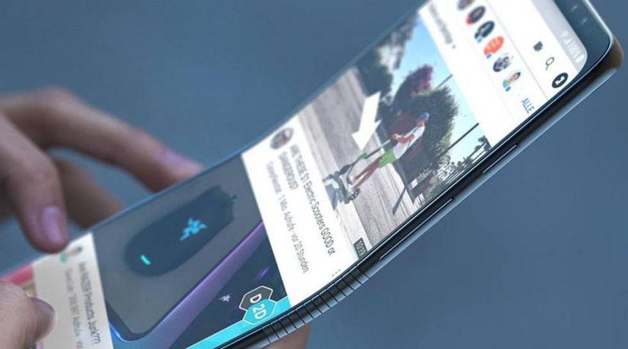 Prepara Samsung la llegada de un móvil plegable | El Imparcial de Oaxaca