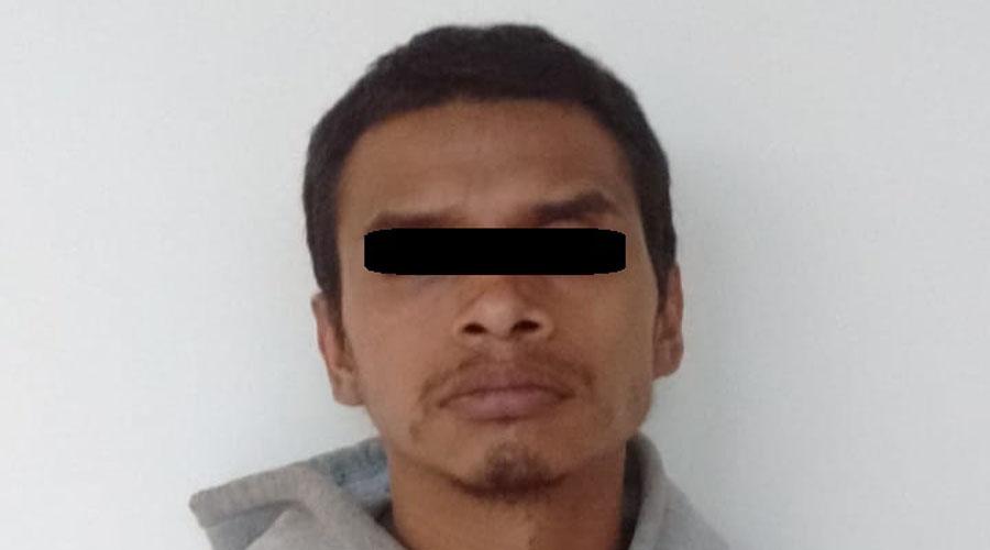 Arrestan a hombre acusado de vender marihuana en Oaxaca. Noticias en tiempo real