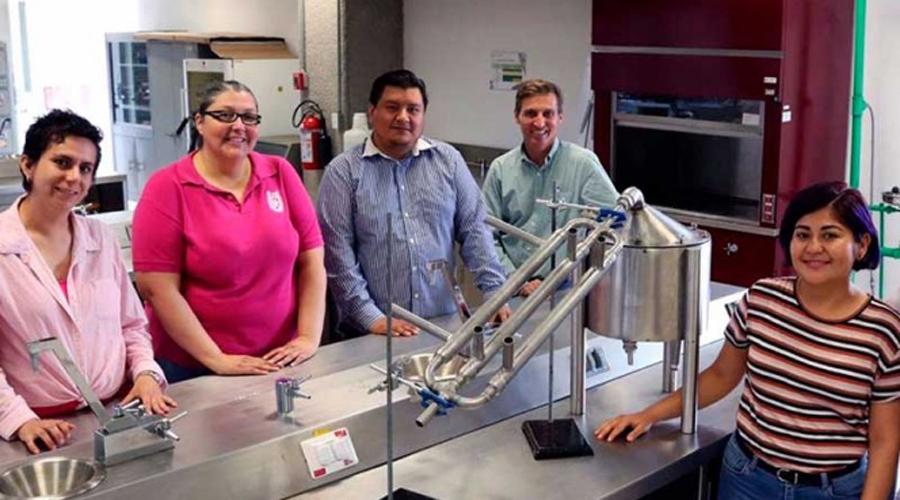 Crea IPN método de extracción de aceites y gana premio   El Imparcial de Oaxaca