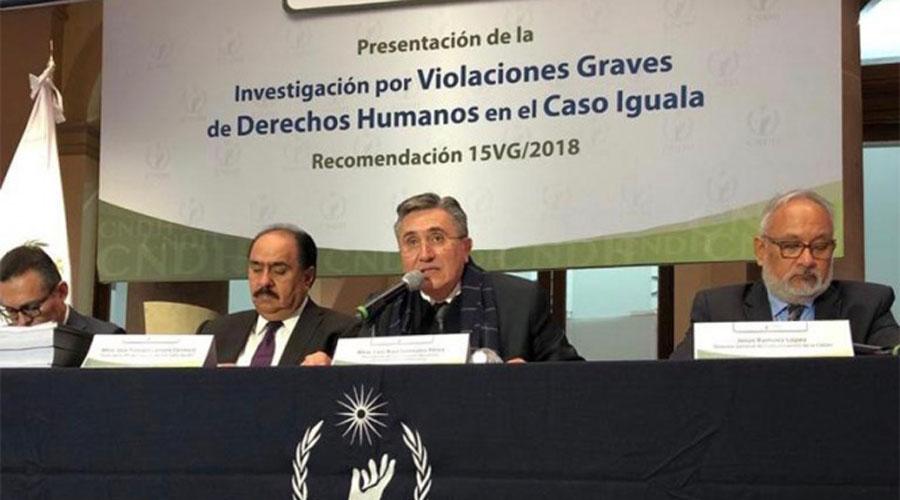 Al menos 19 personas fueron incineradas en Cocula, podrián ser normalistas de Ayotzinapa | El Imparcial de Oaxaca