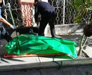 Fallece hombre en calles de la colonia Reforma, Oaxaca