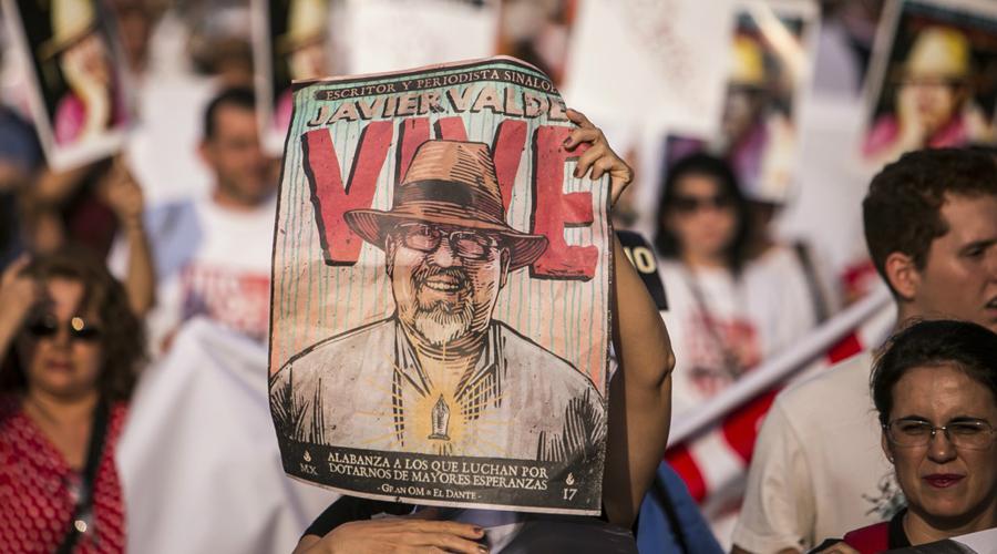 Un día después del asesinato del periodista Javier Valdez, sus colegas fueron 'hackeados' con Pegasus | El Imparcial de Oaxaca