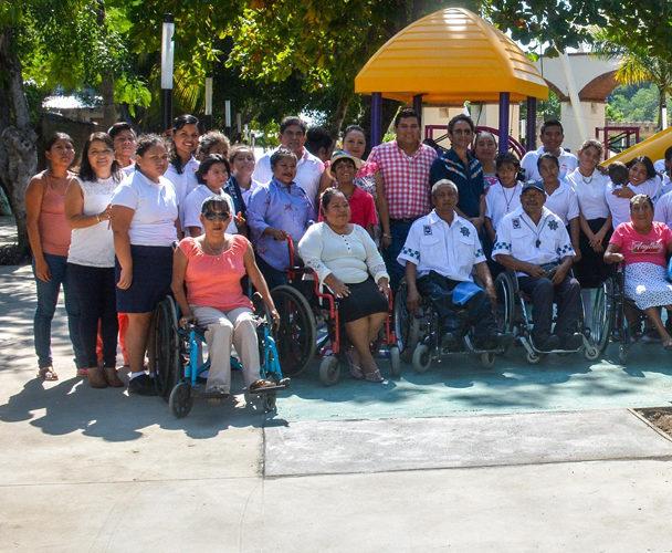 Abren Parque Incluyente en la Costa de Oaxaca