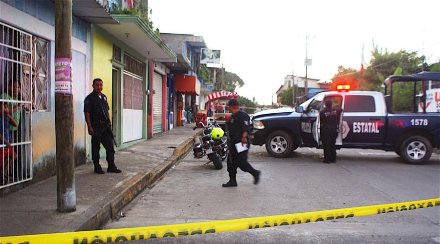 Se registra triple ejecución en Tuxtepec, Oaxaca | El Imparcial de Oaxaca