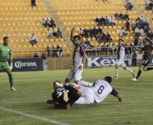 Termina partido entre Alebrijes y Atlante con gélido empate