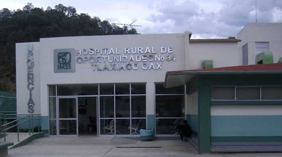 Avanza traslado del  Hospital IMSS de  Tlaxiaco a nueva sede | El Imparcial de Oaxaca