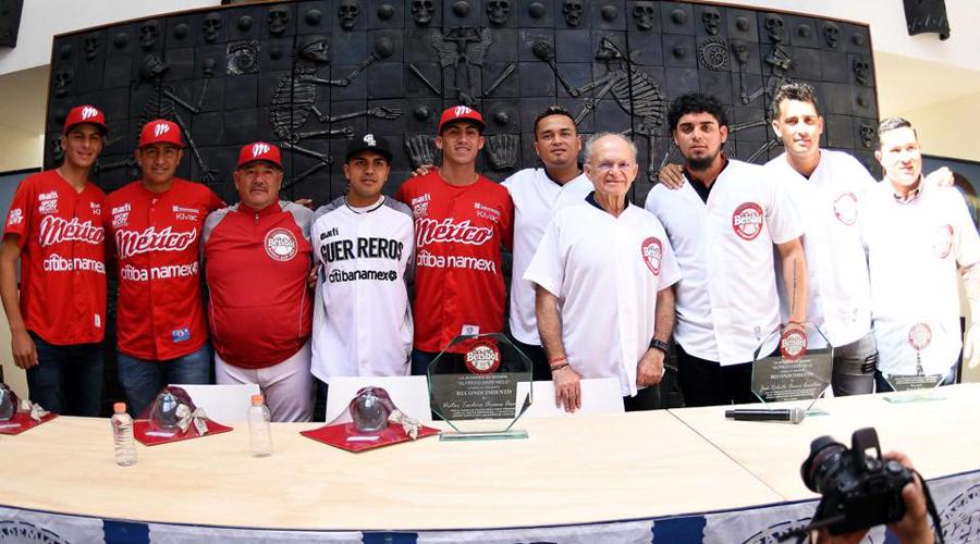 Reconocen en Oaxaca a beisbolistas que conquistaron el Mundial Sub-23 en Colombia | El Imparcial de Oaxaca
