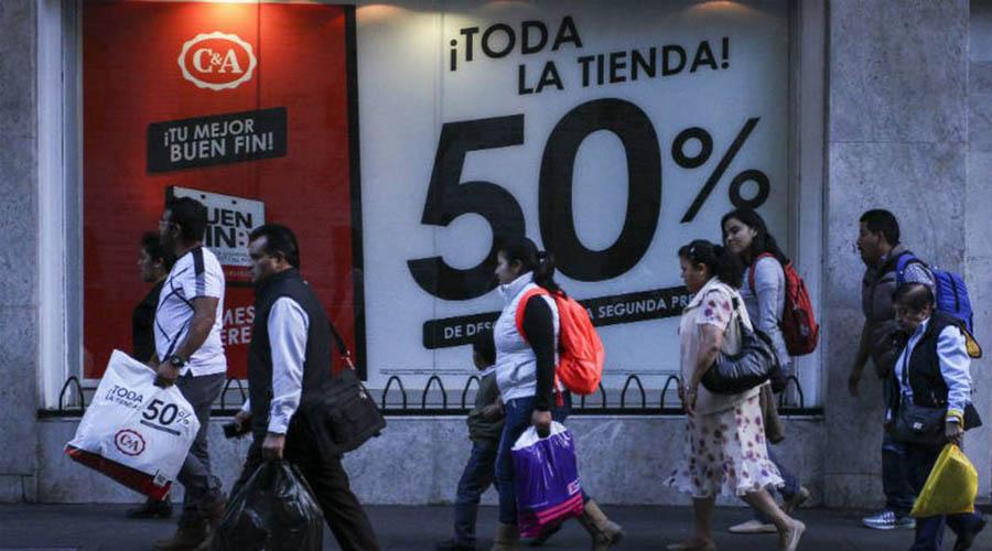 Gastan mexicanos hasta la mitad de pago en Buen Fin | El Imparcial de Oaxaca